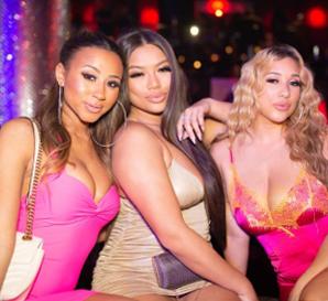 Fun for ladies in Las Vegas